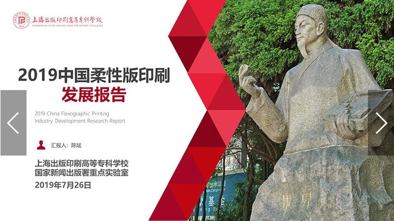 中国柔性版乐动投注平台发展报告